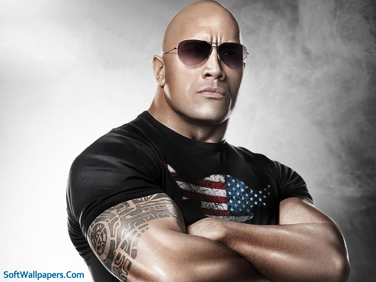 Dwayne The Rock Johnson HD Wallpapers