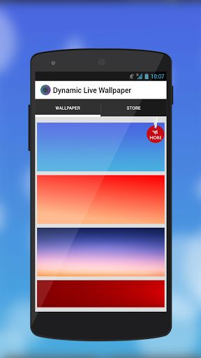 Dynamic Live Wallpaper