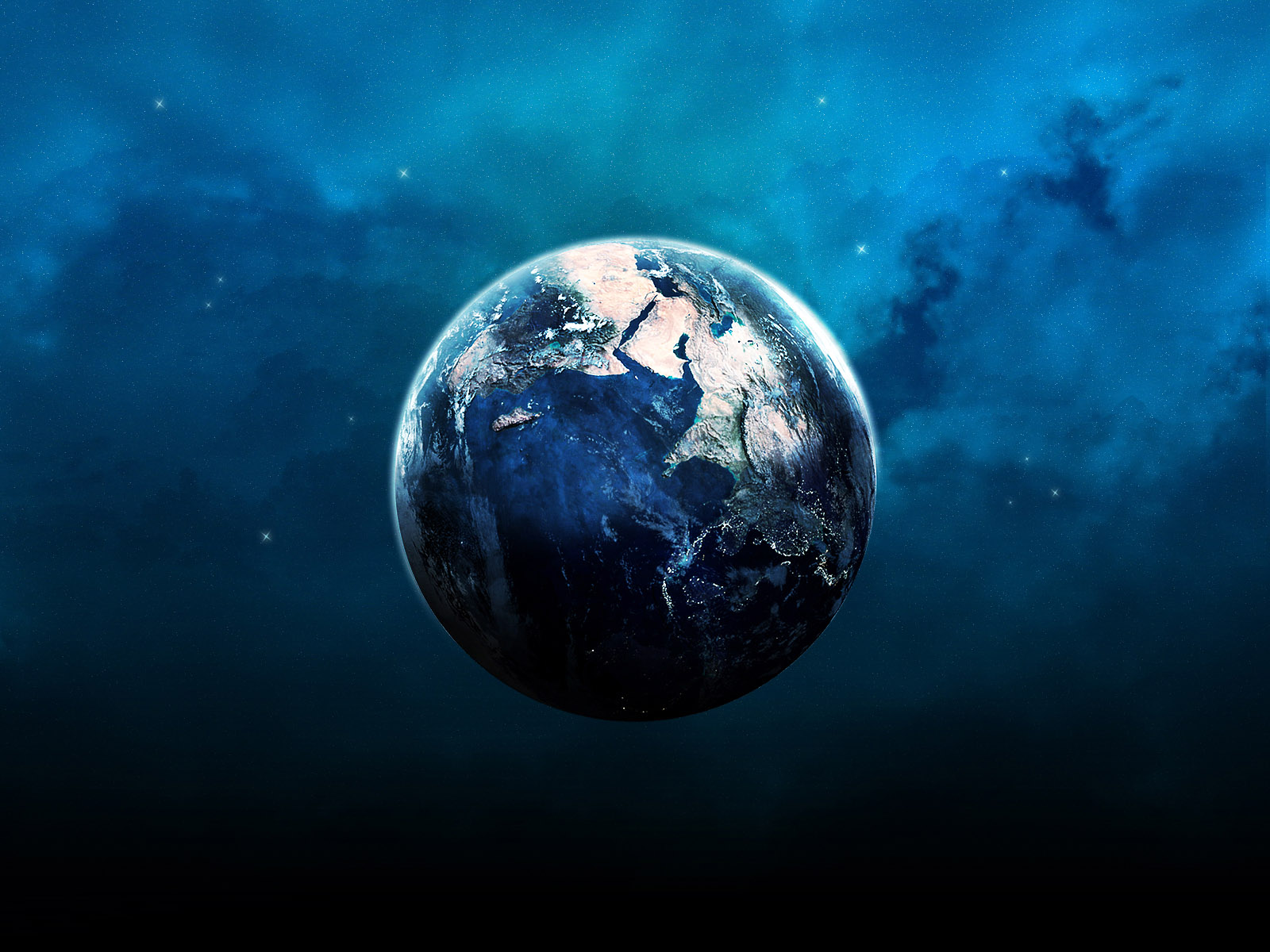 Earth HD Wallpaper Free Download