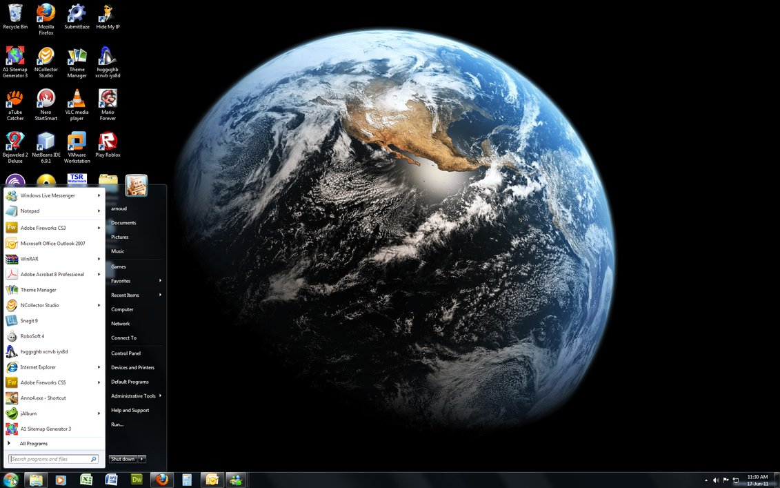 Earth Live Wallpaper For Pc