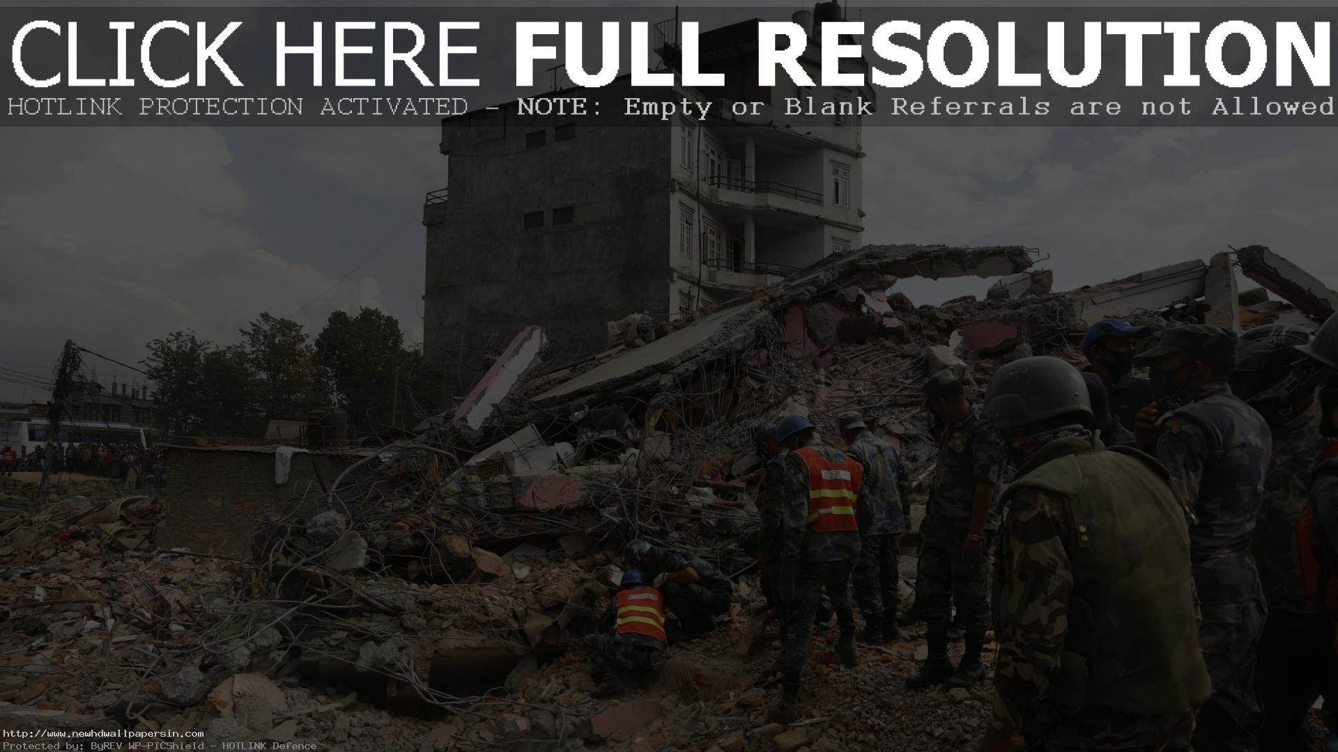 Earthquake Pictures Wallpapers