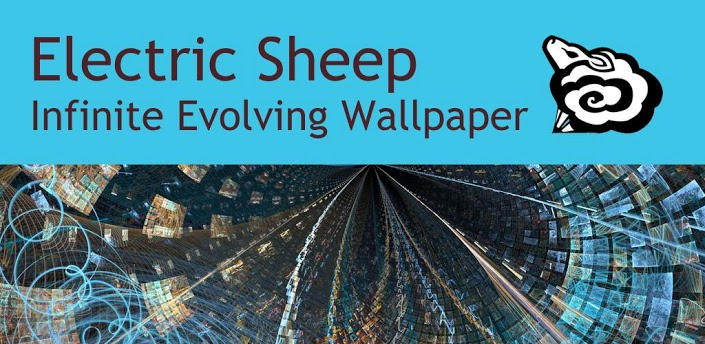 Electric Sheep Live Wallpaper