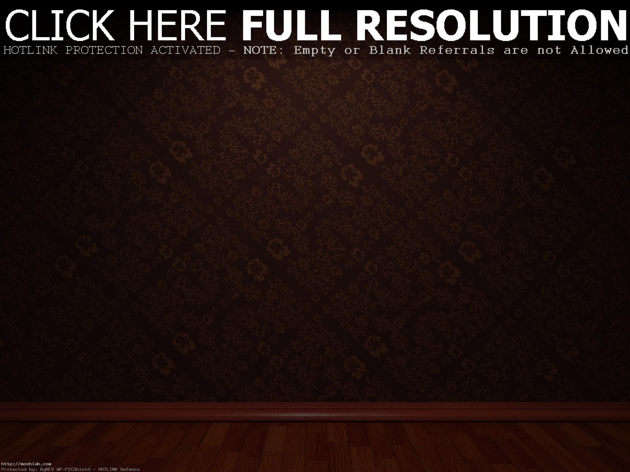 Elegant Brown Wallpaper