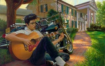 Download Elvis Presley Wallpaper Gallery