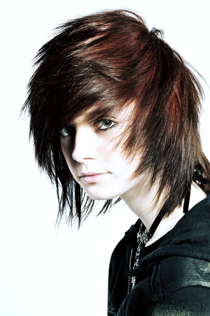 Download Emo Boy Hairstyle Wallpaper Gallery