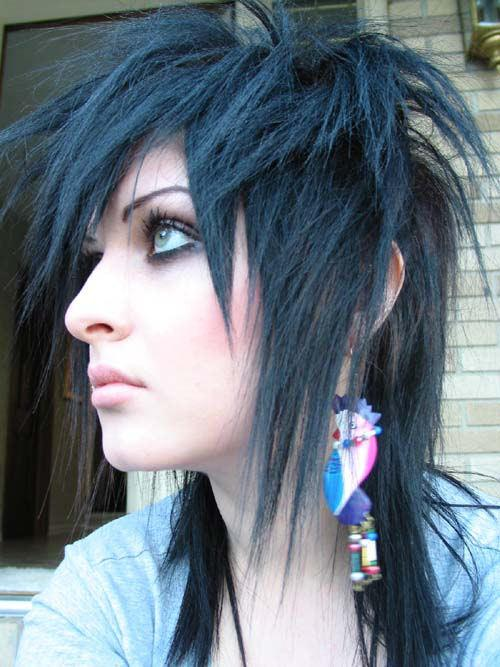 Emo Boy Hairstyle Wallpaper