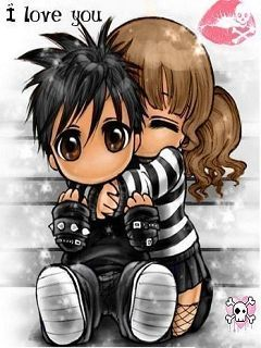 Emo Love Wallpapers For Mobile