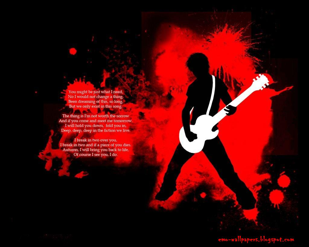 Emo Rock Wallpaper