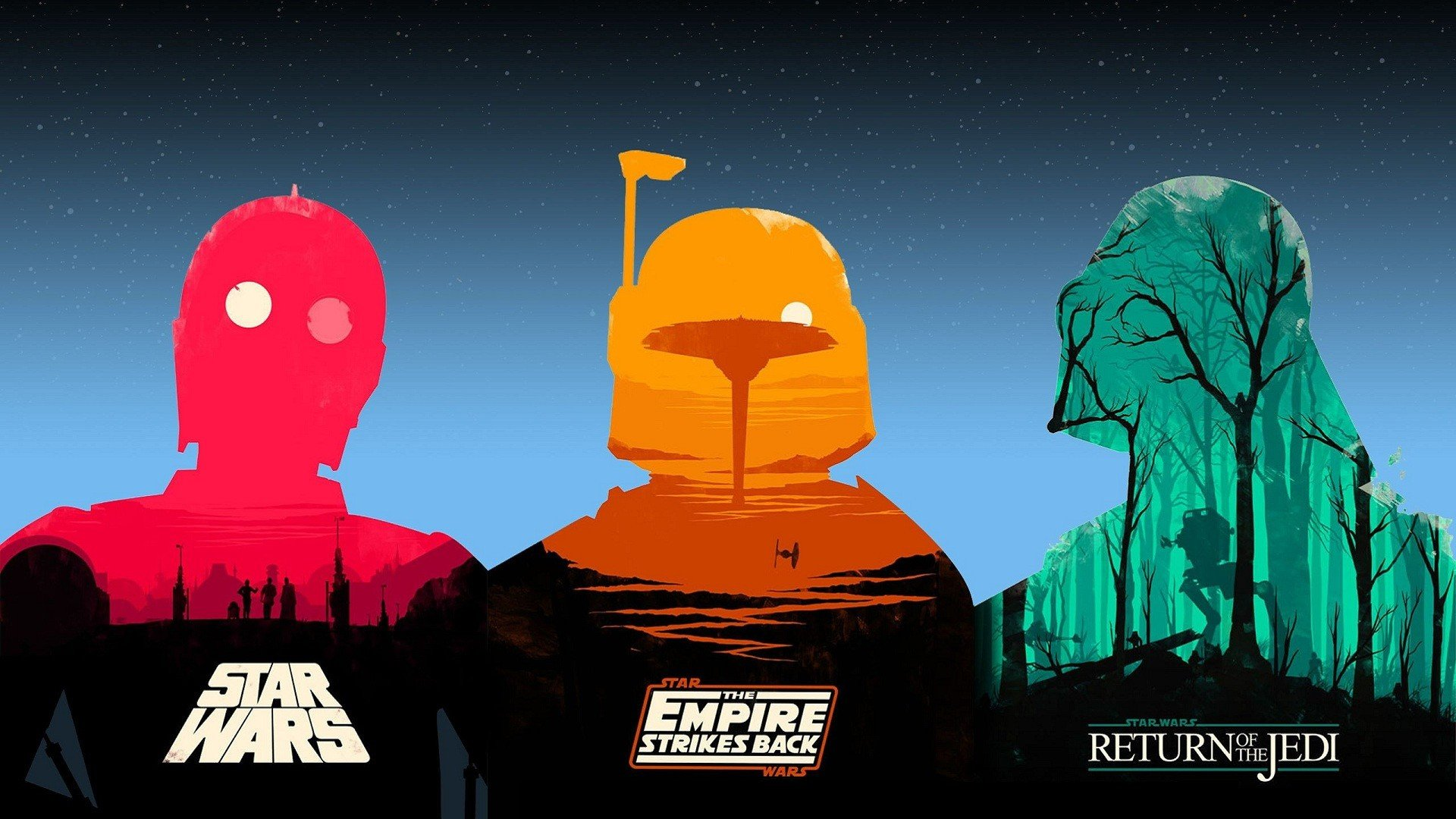 Empire Strikes Back Wallpaper