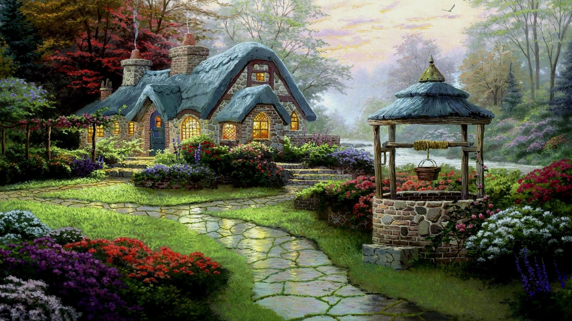 Download English Cottage Wallpaper Gallery