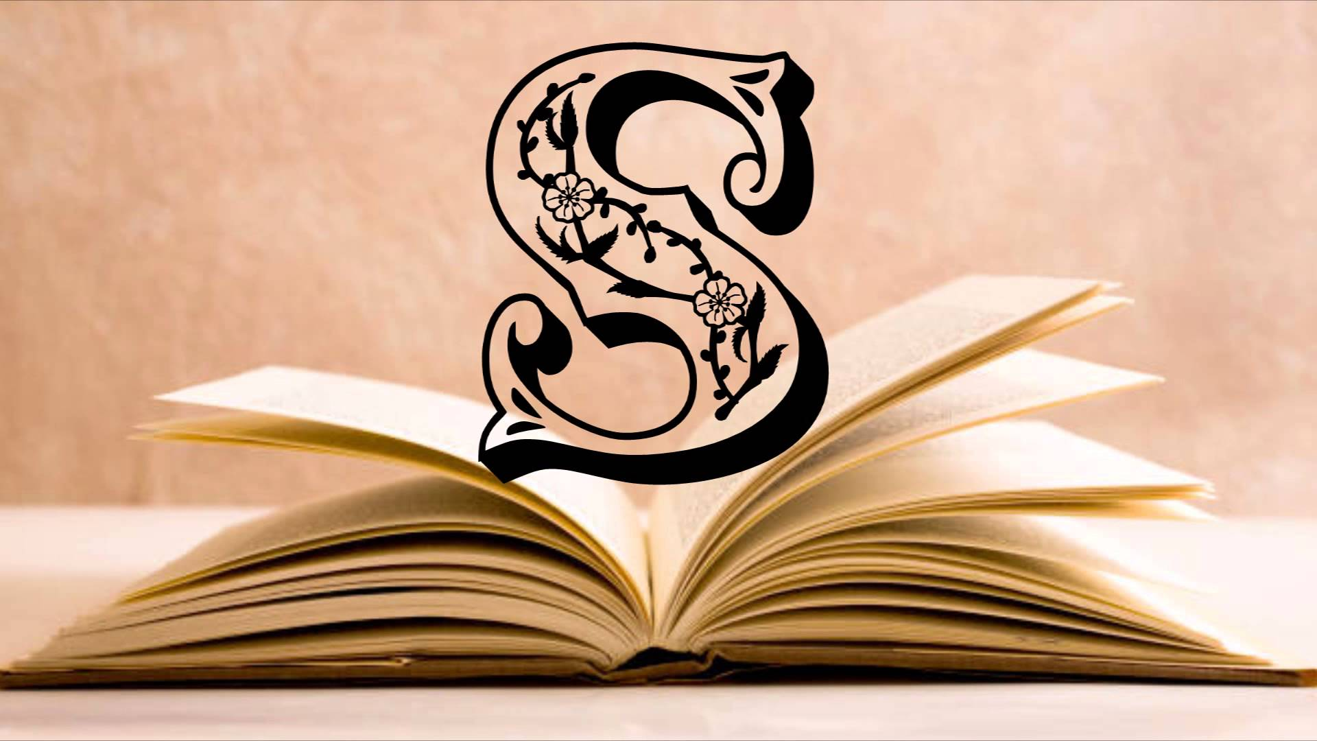 English Letter S Wallpaper