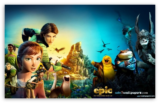 Epic Movie HD Wallpapers
