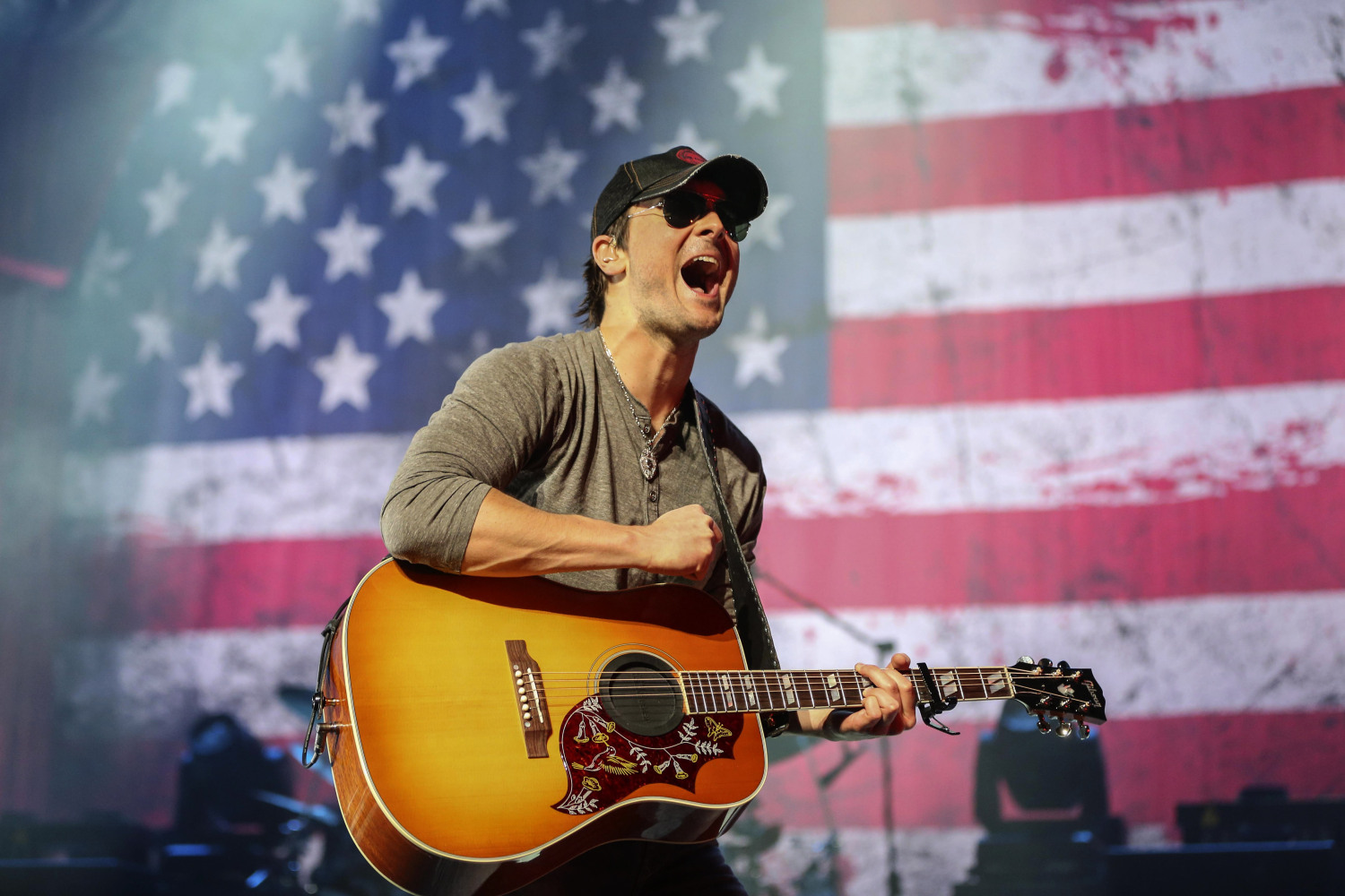 Eric Church Wallpaper
