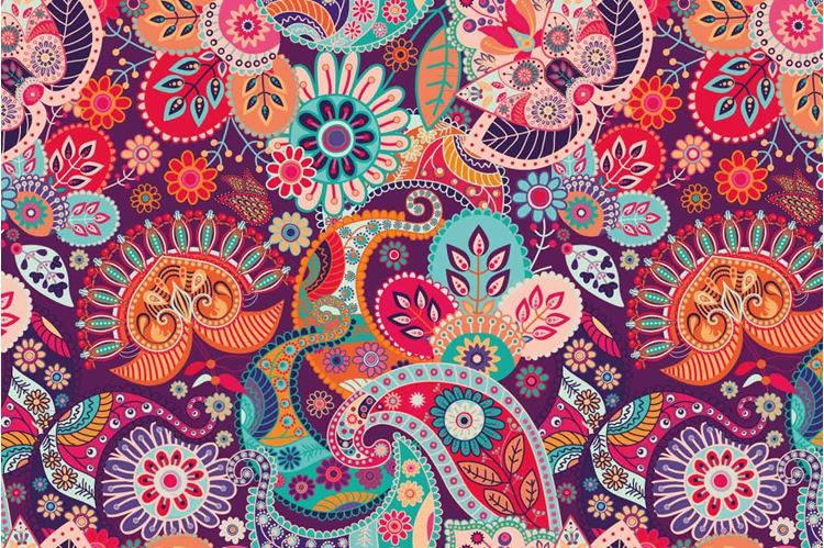 Ethnic Wallpaper