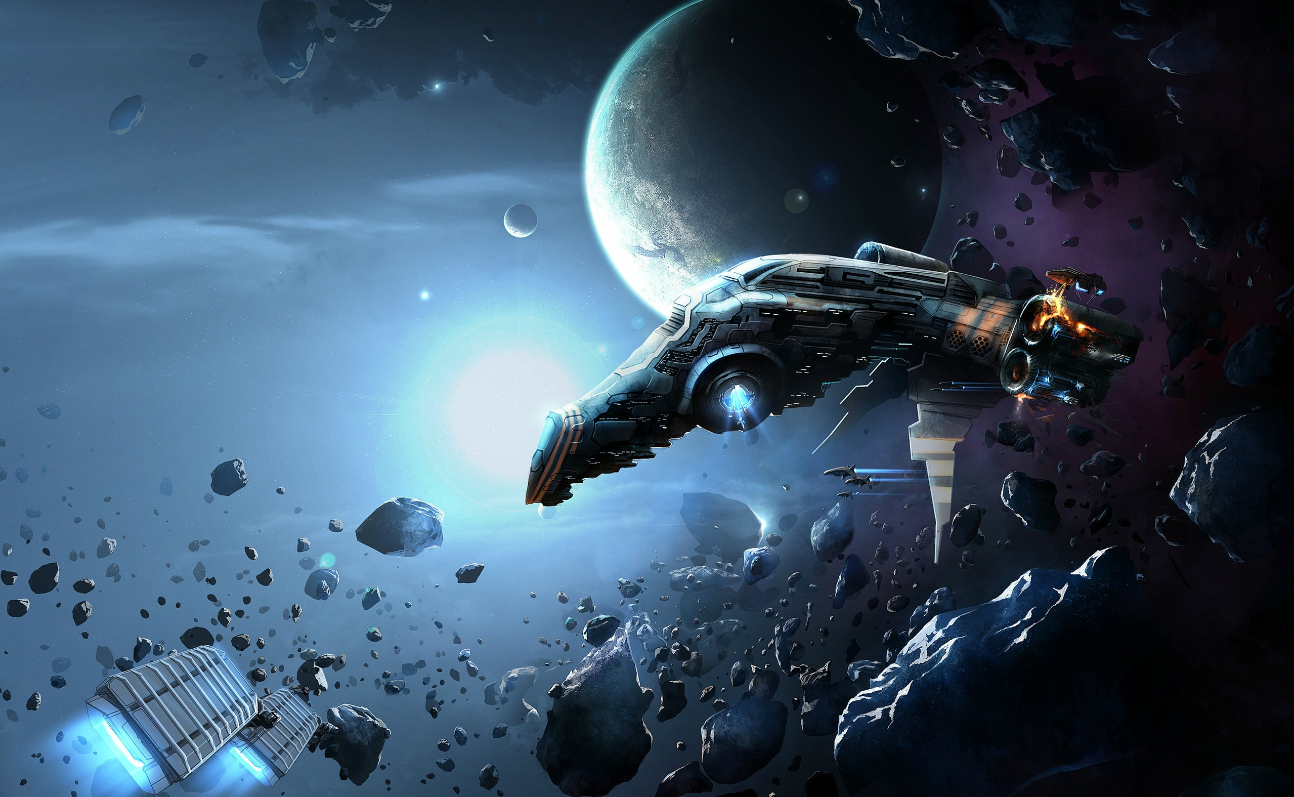 Eve Online Desktop Wallpaper