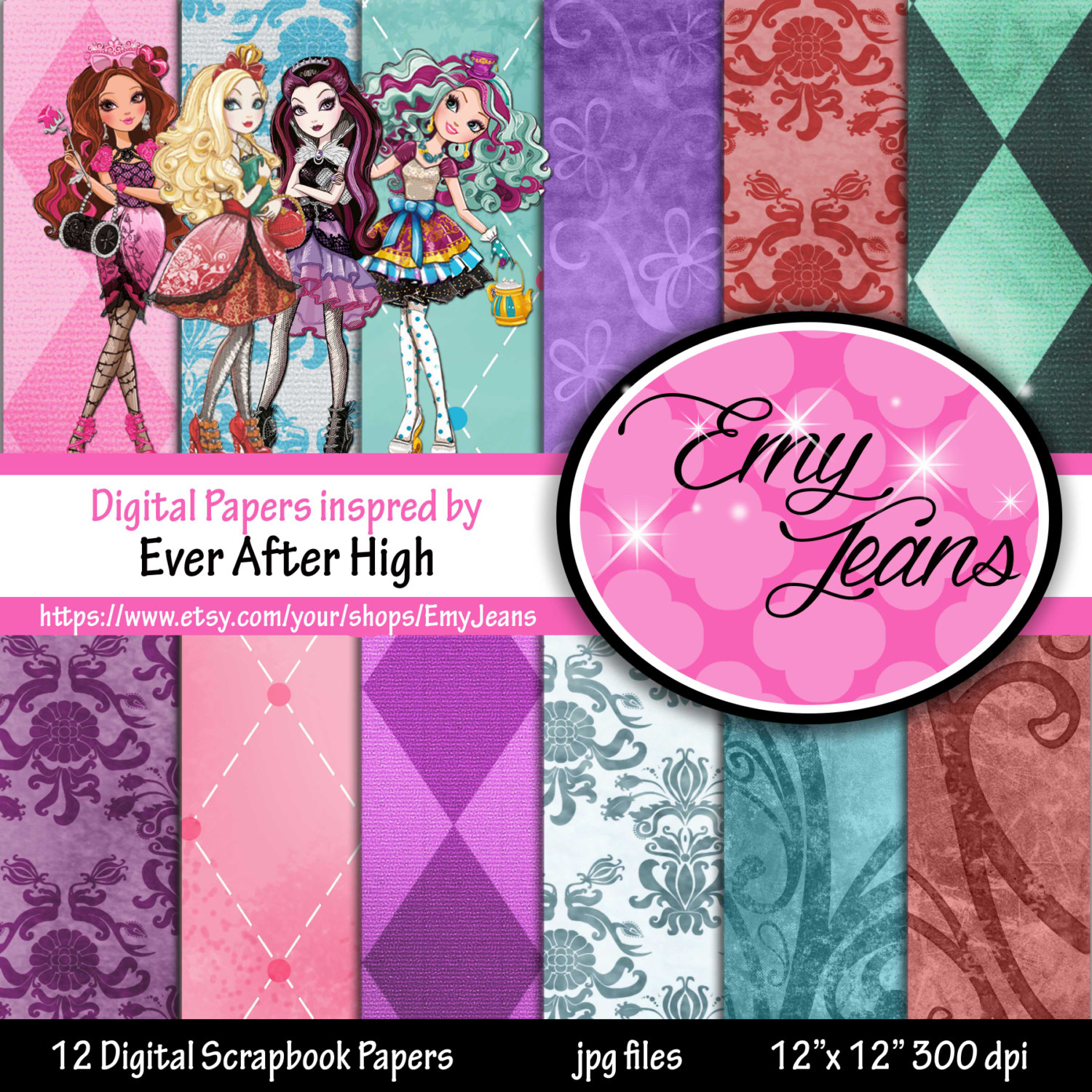 Download Ever After High Wallpaper Download Gallery