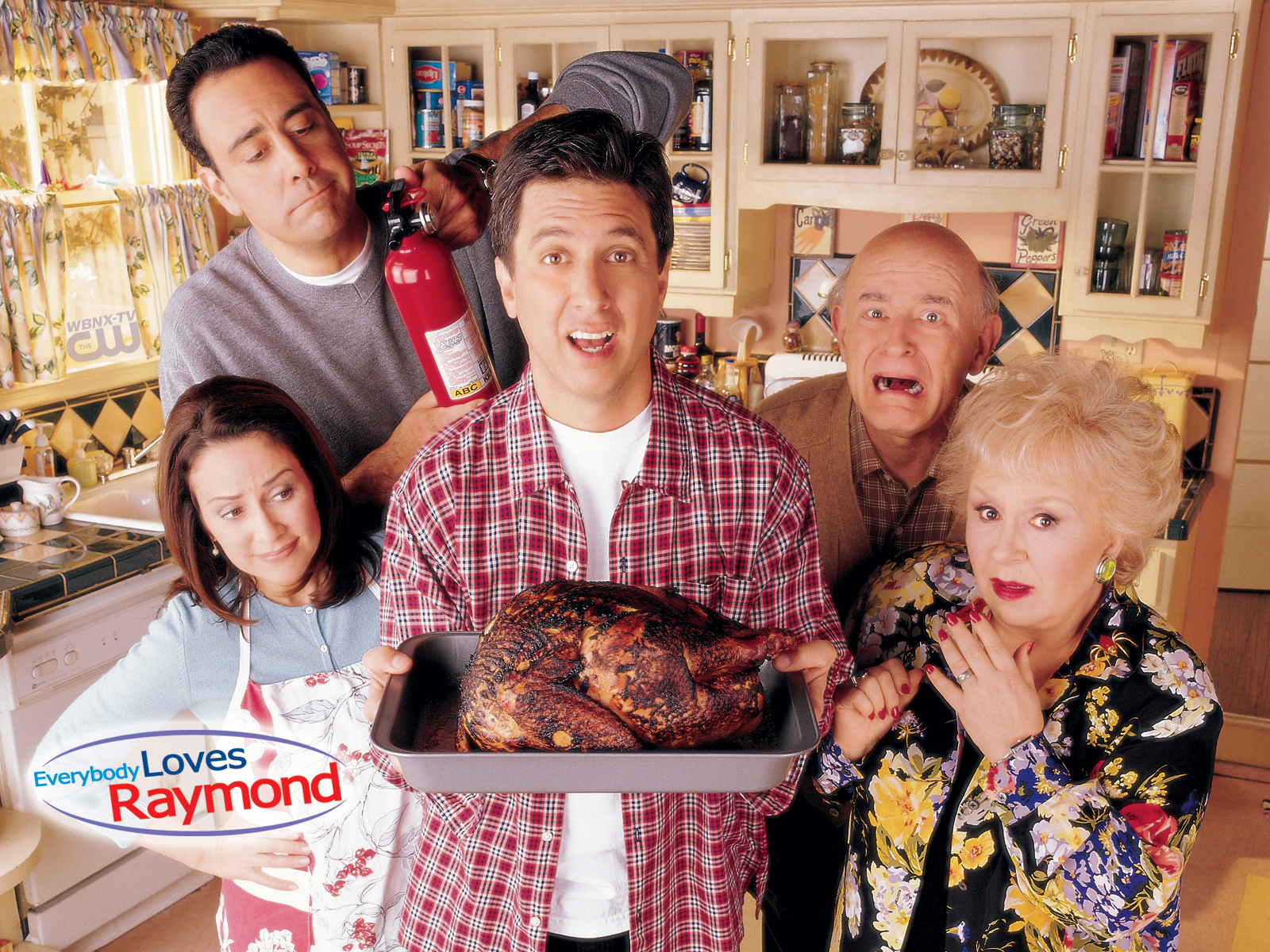 an analysis of the television sitcom everybody loves raymond Which leads us to everybody loves raymond at subjects that are not traditionally covered on network television letterman that would win romano his sitcom.