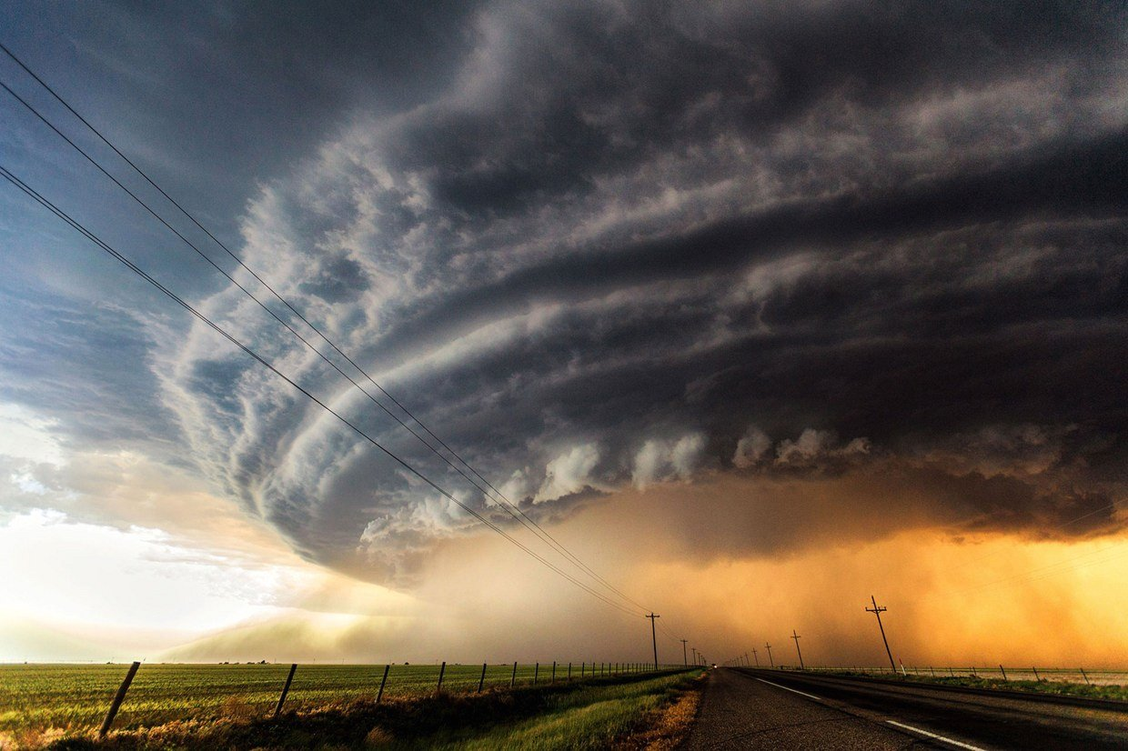 Extreme Weather Wallpaper