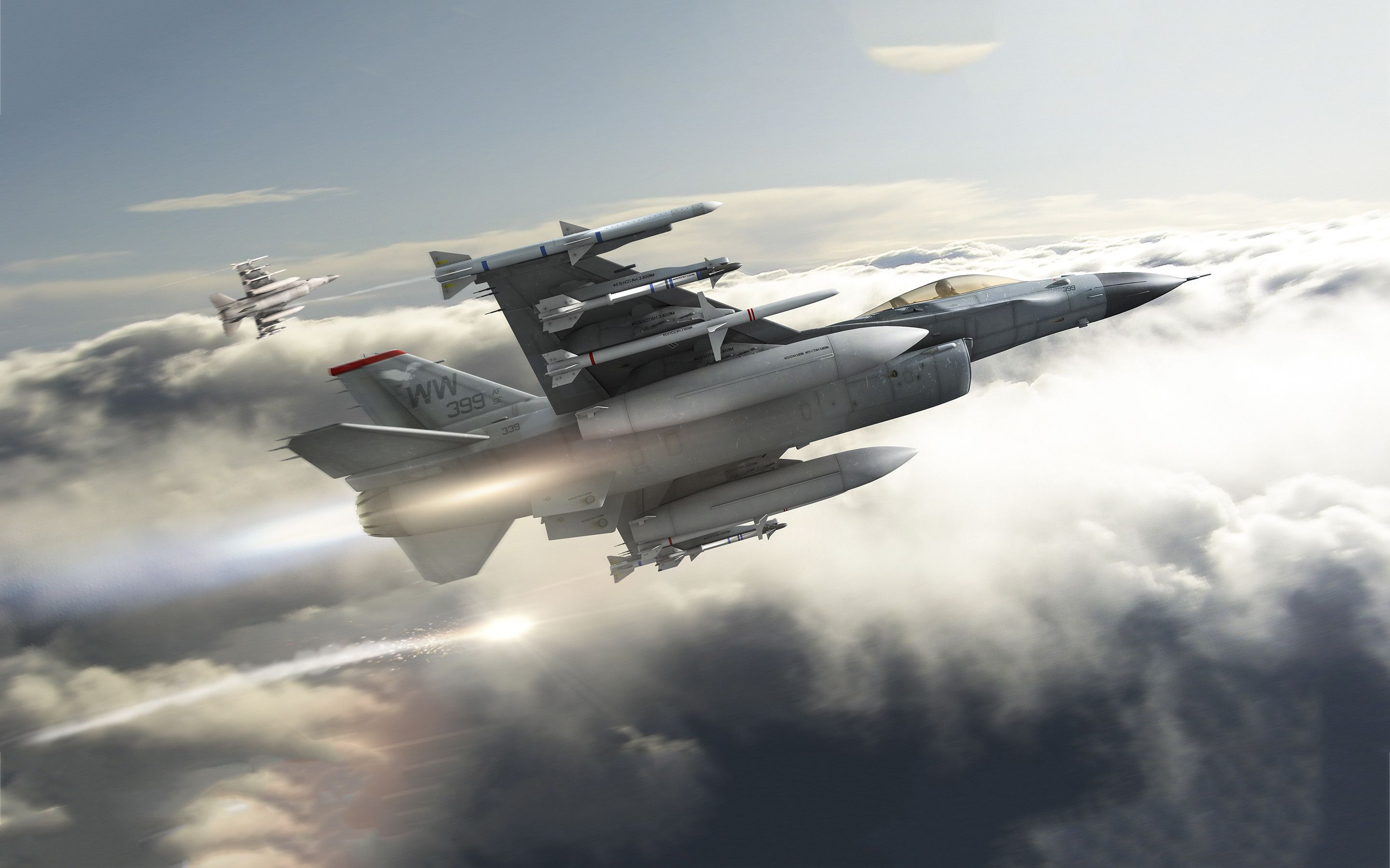 F 16 Pictures Wallpaper