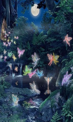 Fairies Live Wallpaper
