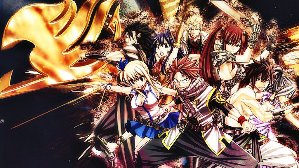 Fairy Tail Best Wallpaper