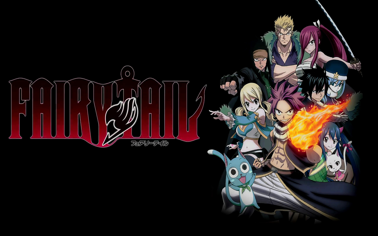 Fairy Tail New Wallpaper