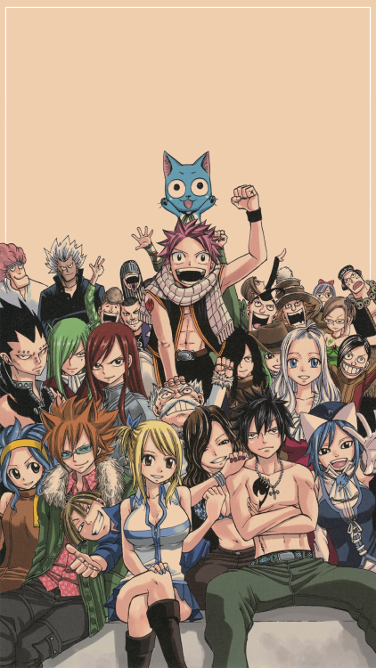 fairy tail wallpapers for iphone 4