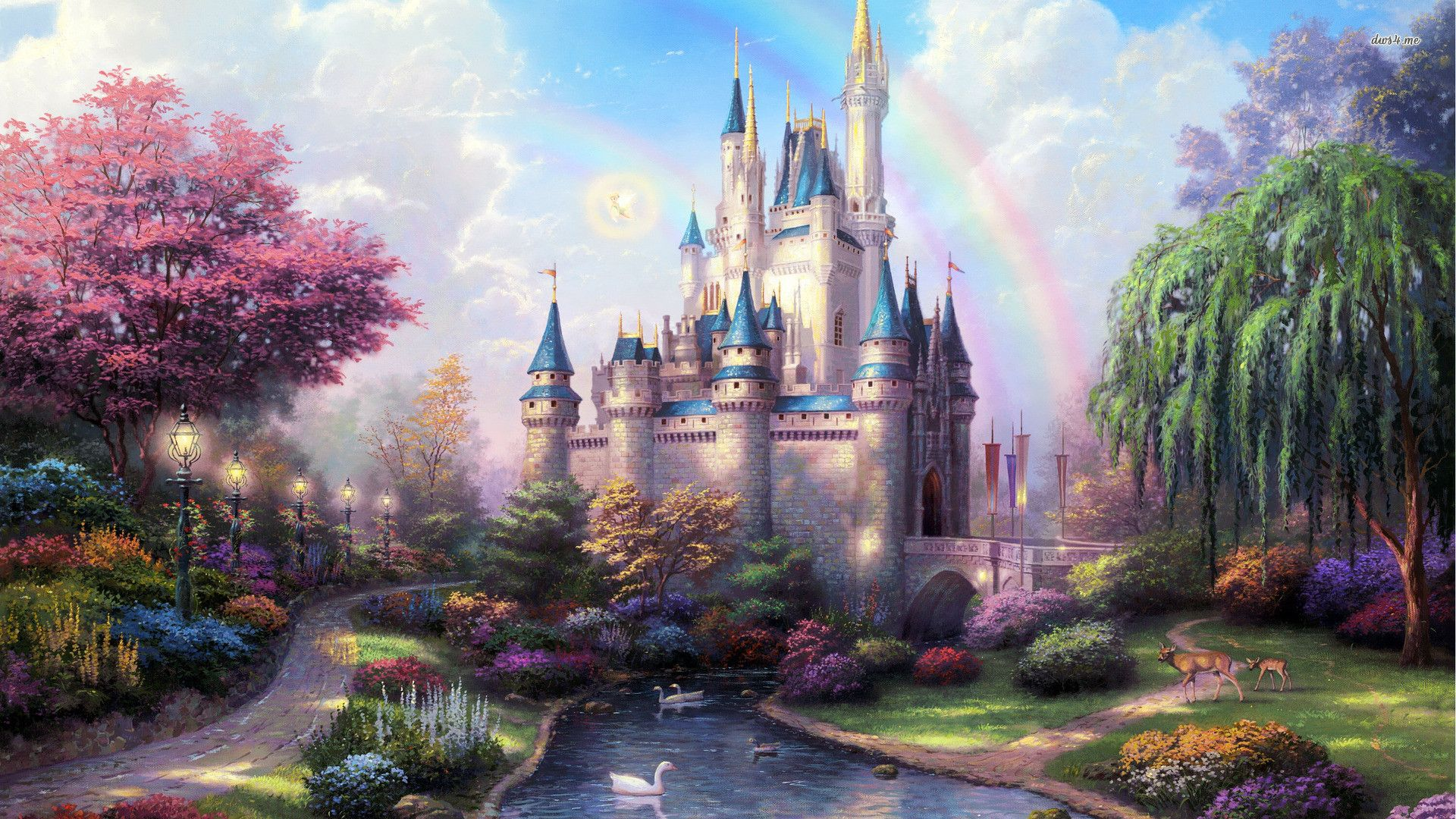 Fairy Tales Wallpapers Free Download