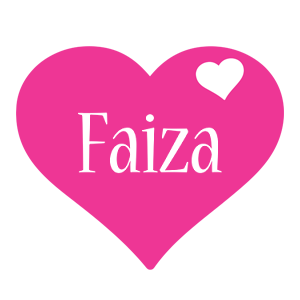 Faiza Name Wallpaper