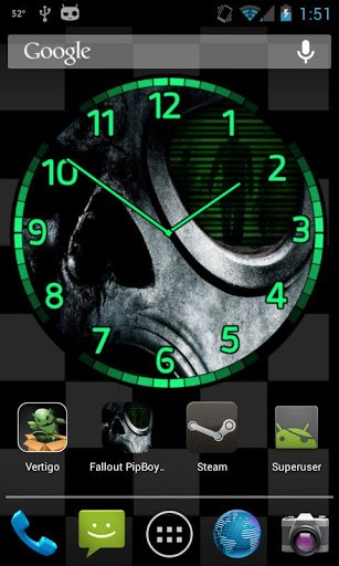 Fallout 3 Live Wallpaper