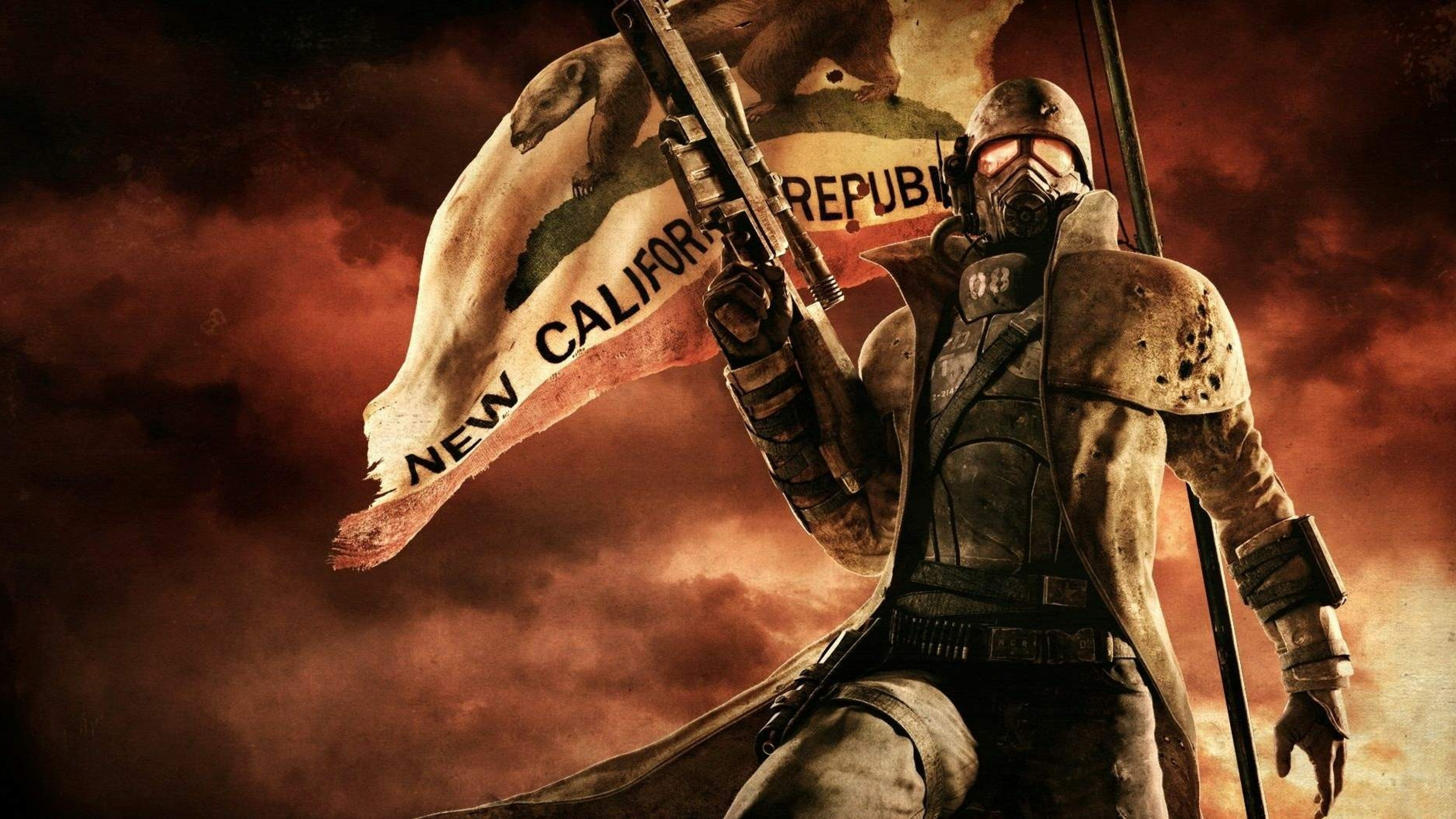 Fallout New Vegas Ncr Wallpaper