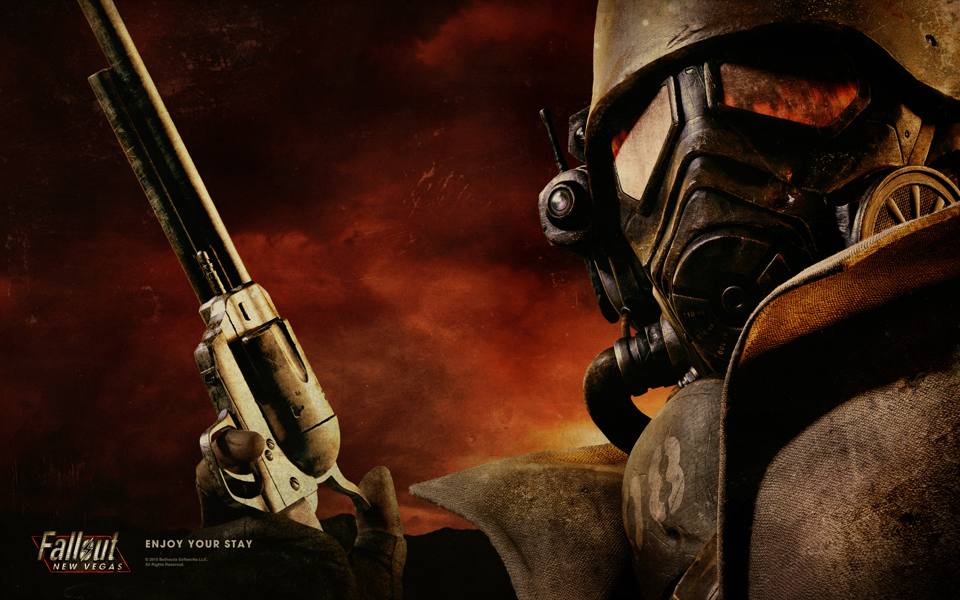 Fallout New Vegas Wallpaper 1920x1080