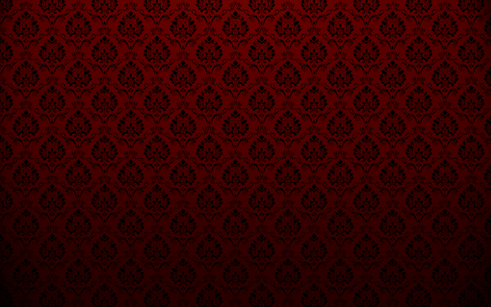 Fancy Red Wallpaper