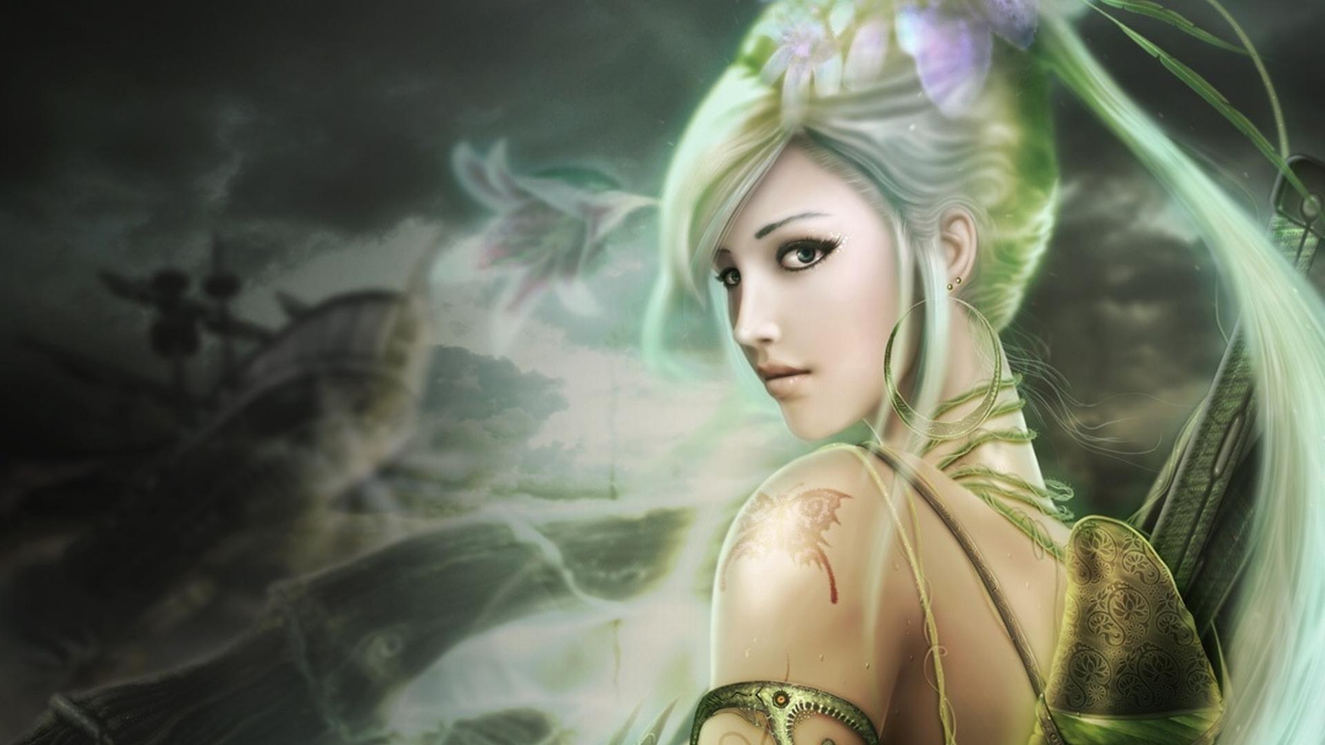Fantasy Fairies Wallpaper