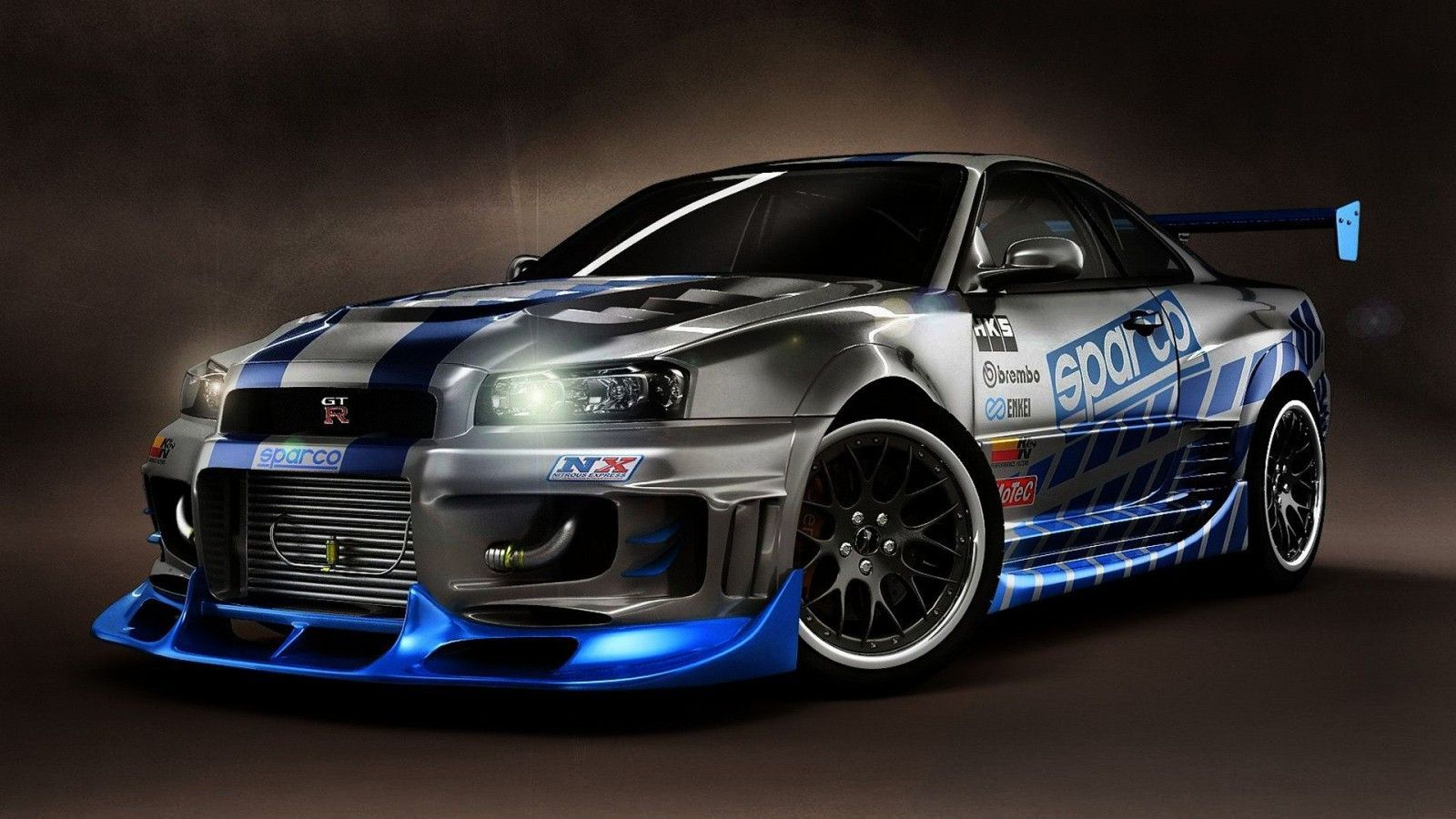 Fast And Furious Car Wallpapers