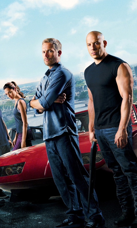 Fast And Furious Live Wallpaper