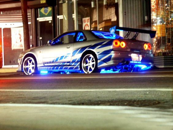 Fast And The Furious Cars Wallpaper