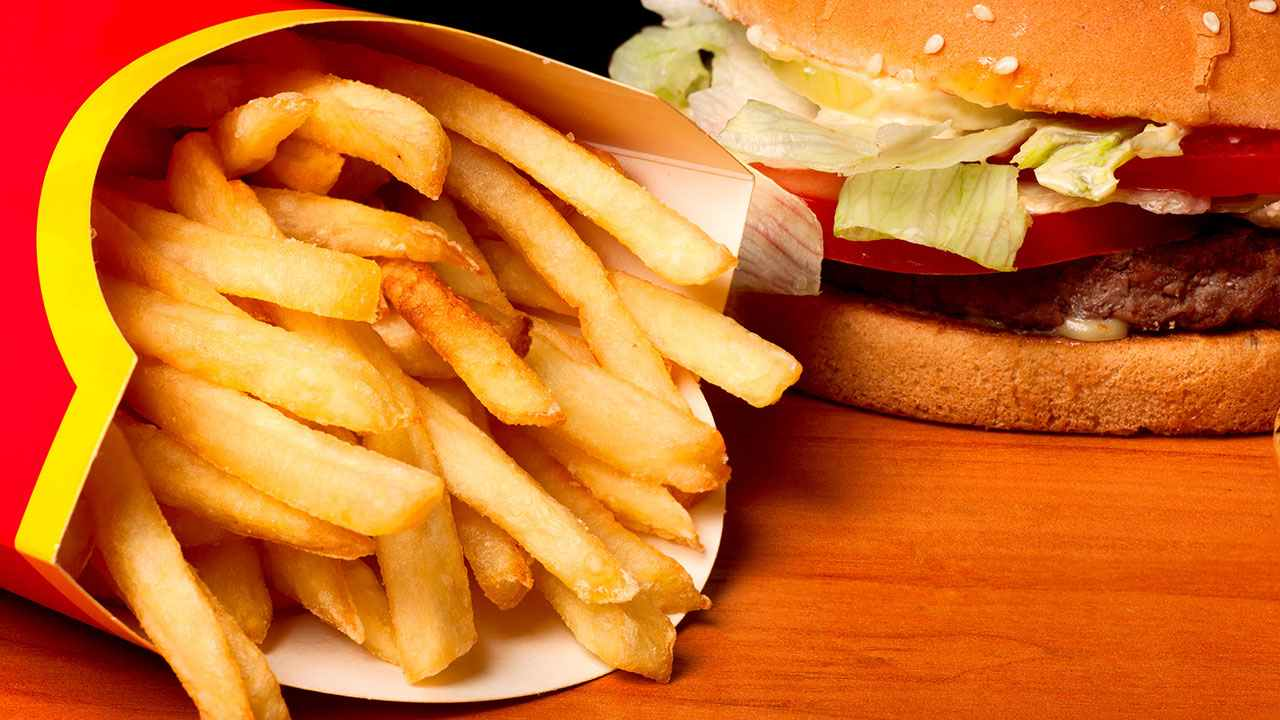 Fast Food Wallpaper
