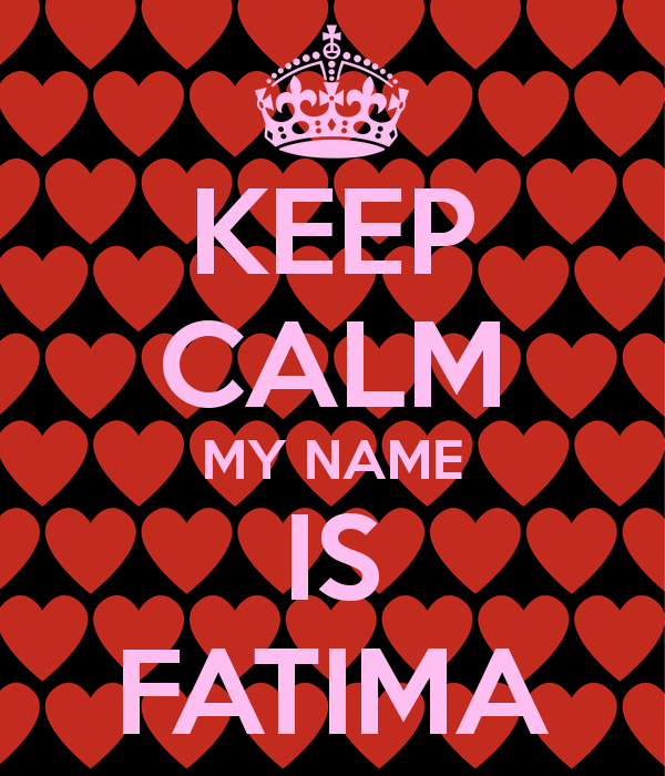 Fathima Name Wallpaper