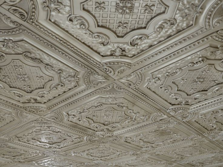 Download faux tin ceiling wallpaper gallery - American tin tiles wallpaper ...