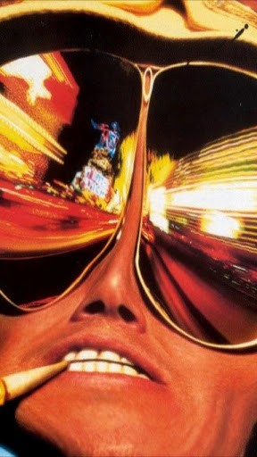 Download Fear And Loathing In Las Vegas Iphone Wallpaper