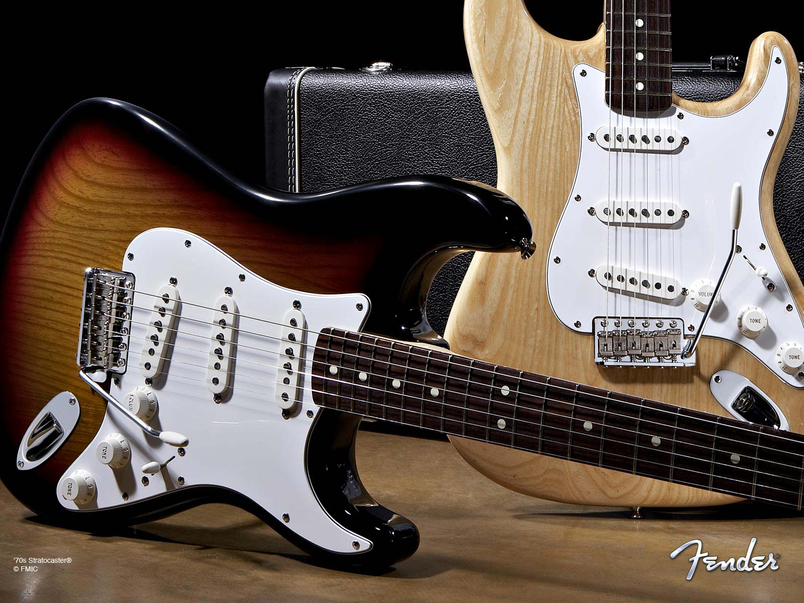 Fender Guitars Wallpapers