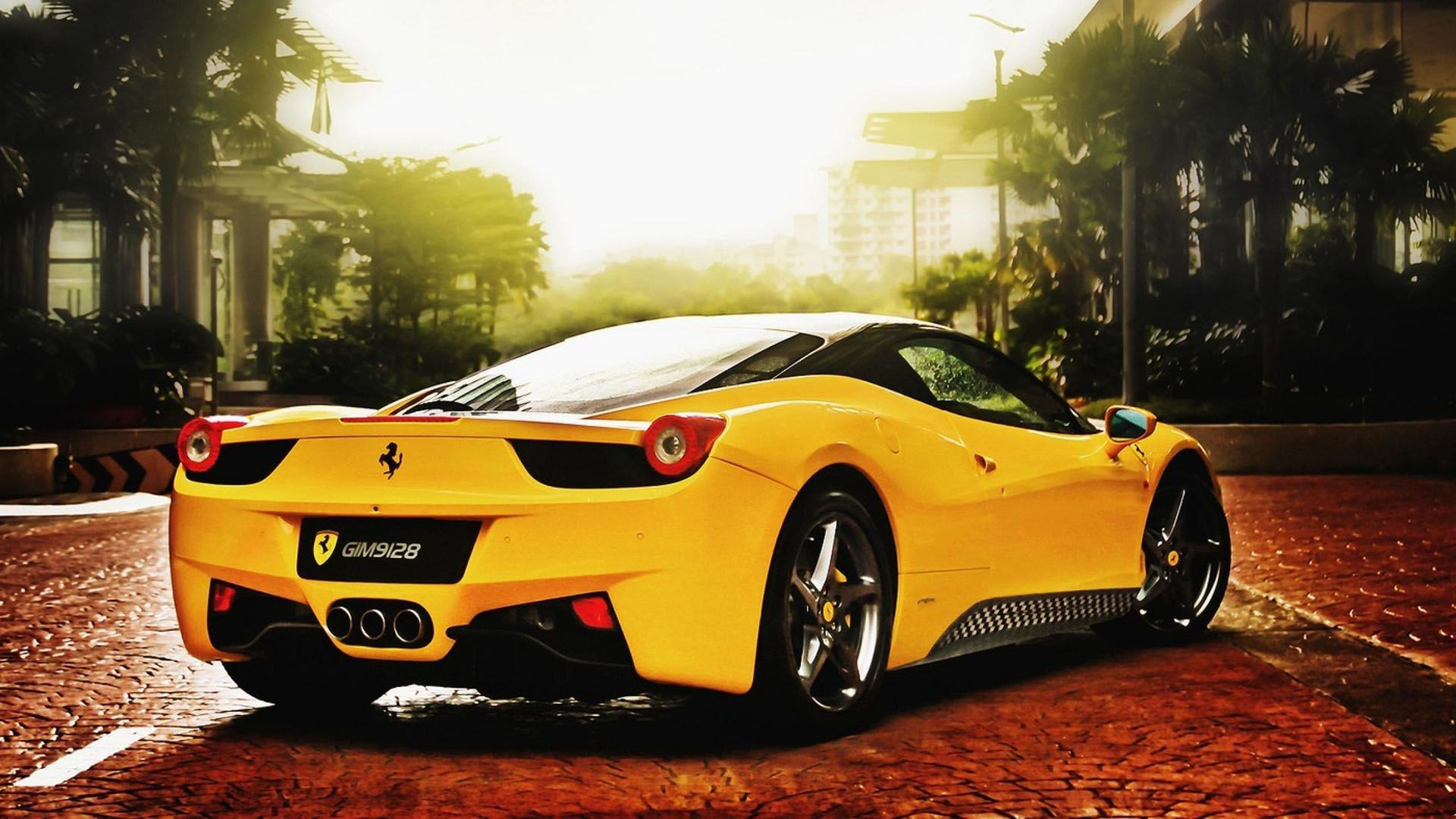 Ferrari Cars Wallpaper HD