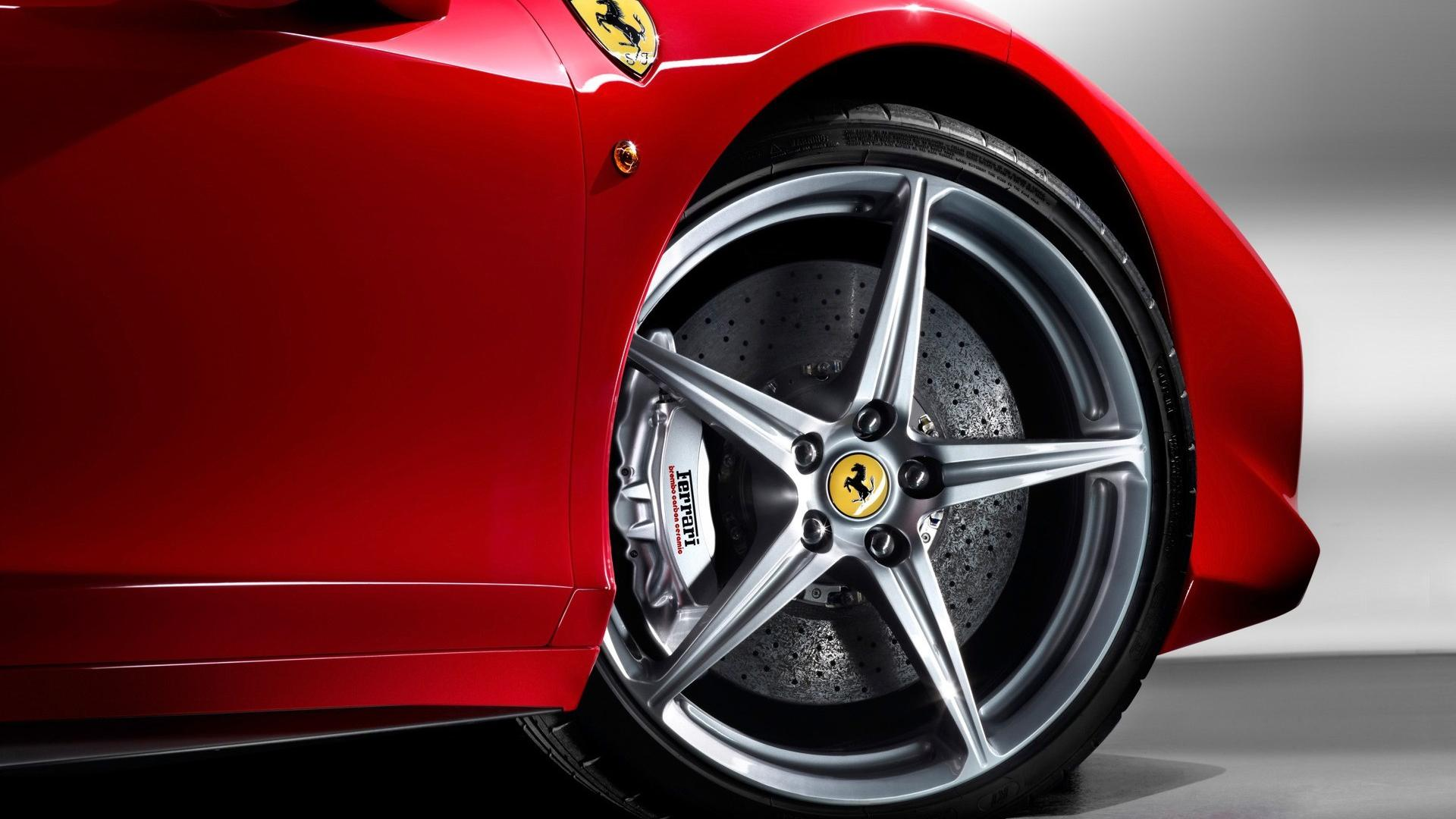 Ferrari HD Wallpapers Free Download