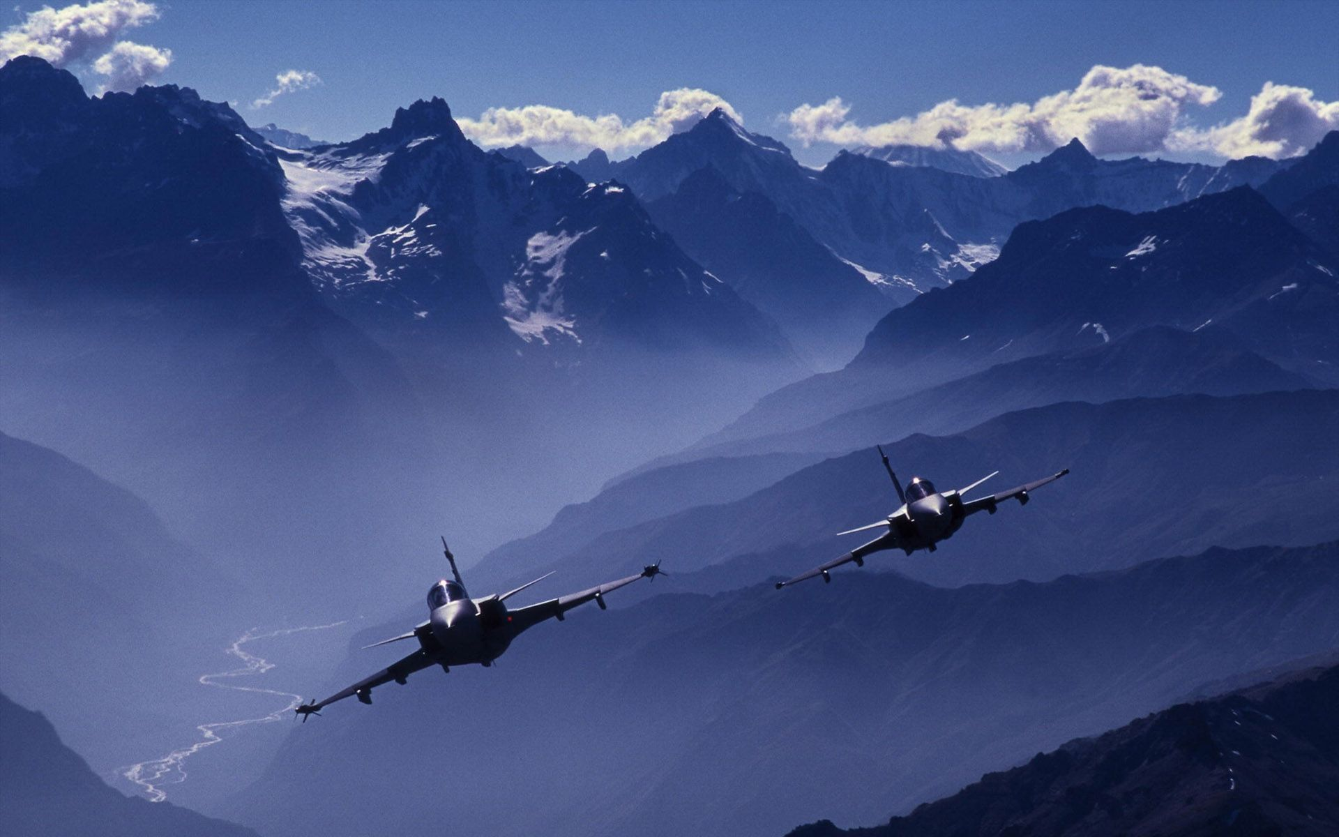Fighter Plane Wallpaper