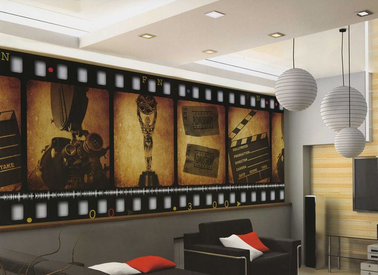 Film Wallpaper For Walls