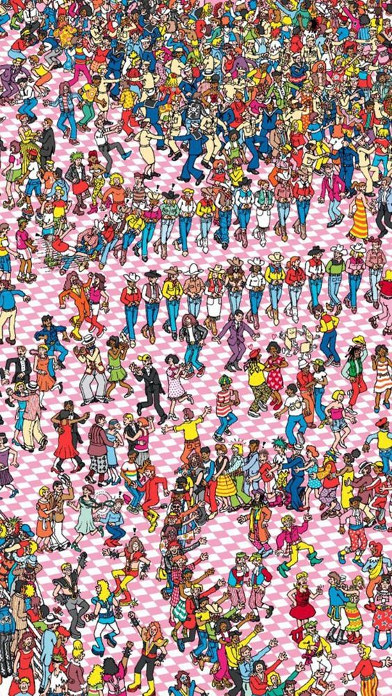 Find Waldo Wallpaper