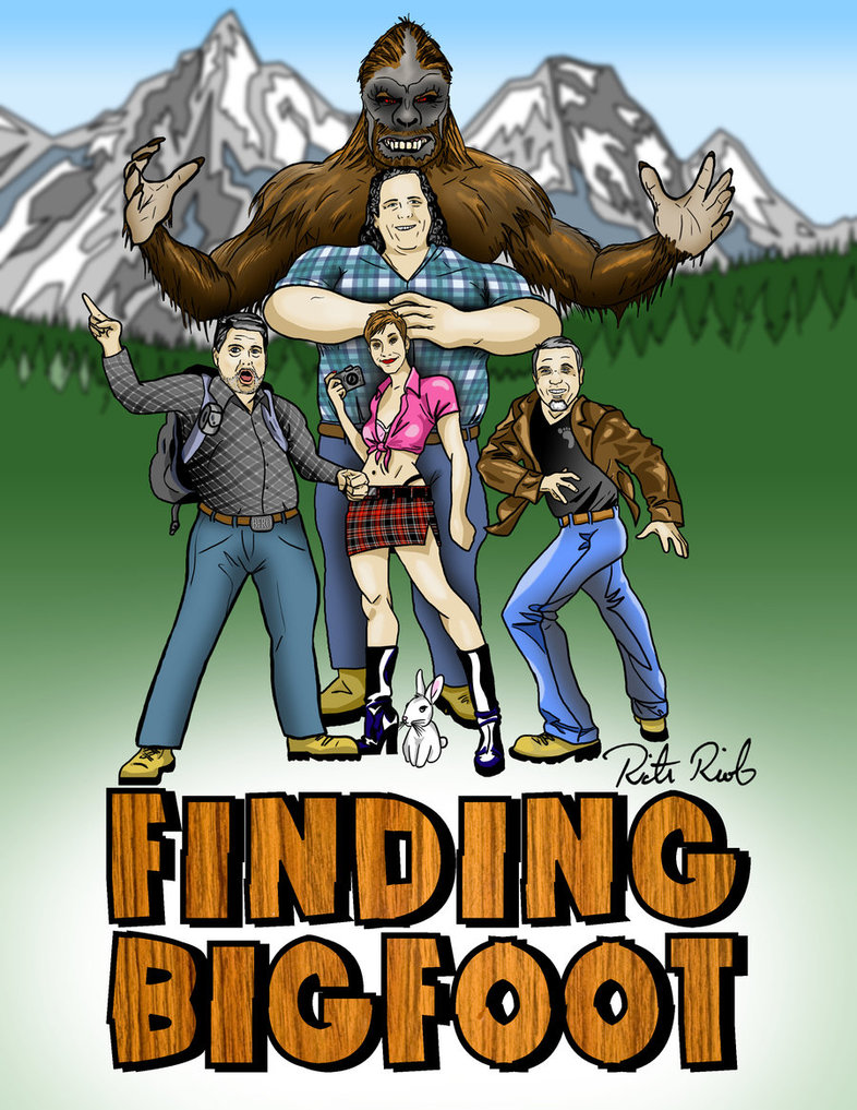 Finding Bigfoot Wallpaper