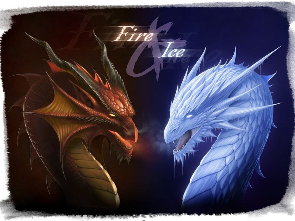Mercedes Benz Of St Louis >> Download Fire And Ice Dragon Wallpaper Gallery