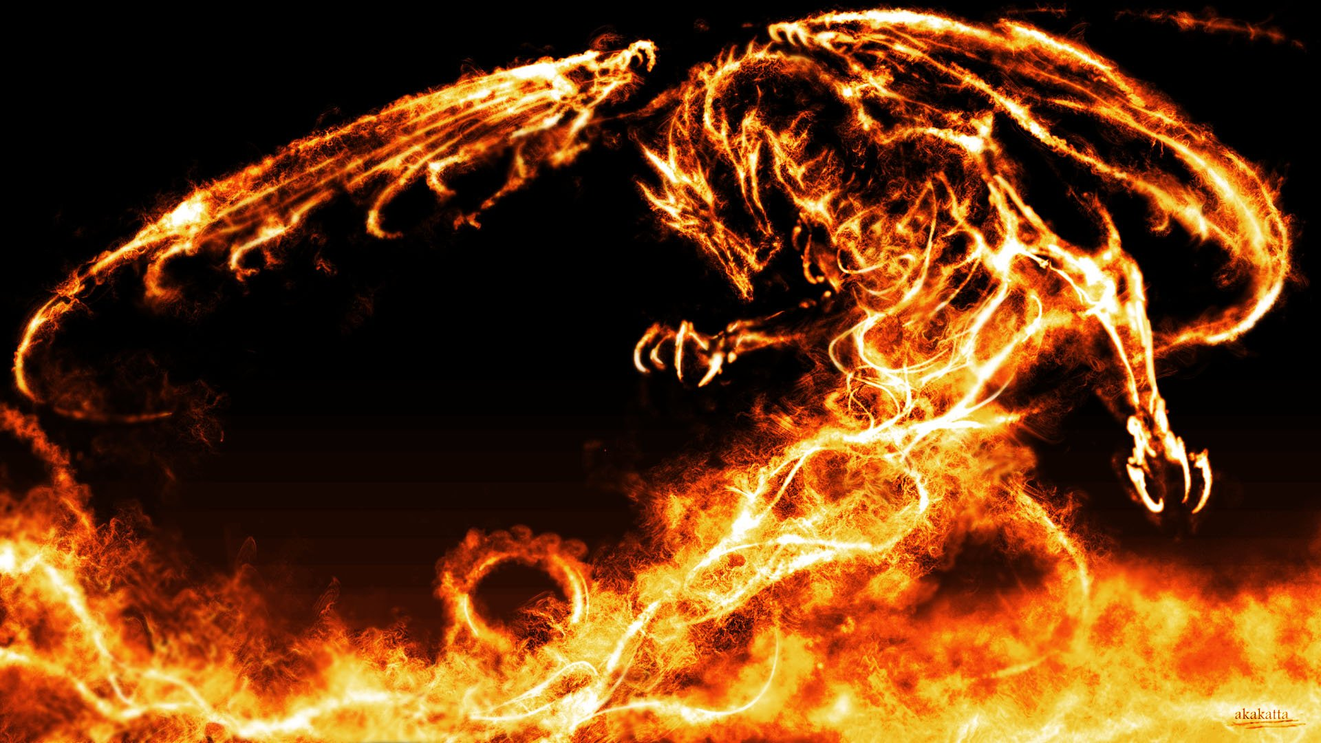 Fire And Ice HD Wallpapers